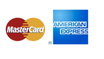 Major Credit Cards